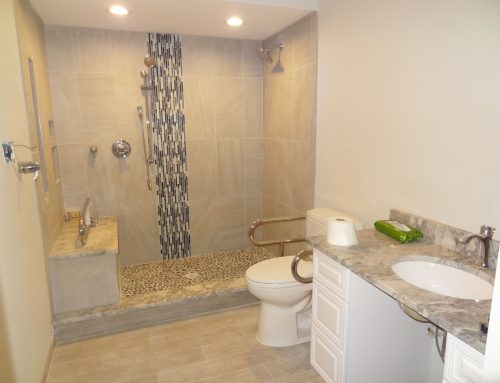 OHI Design Custom Bathroom Remodel