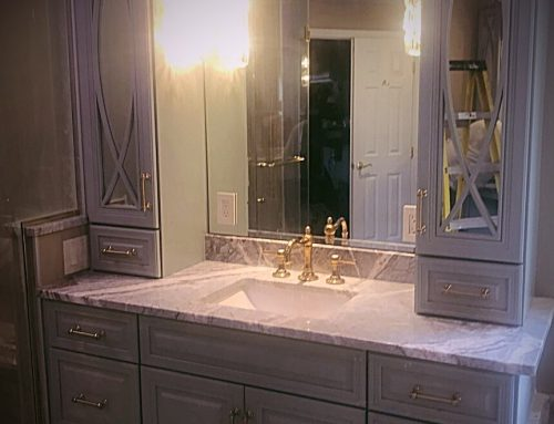 OHI Design Elegant Custom Bathroom