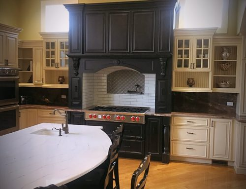 OHI Design Culinary Master's Custom Kitchen by Ray