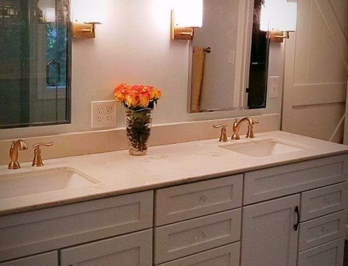 Custom Designed Bathroom by Carmen
